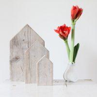 Huisje steigerhout steigerhouten huisje