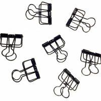 binder clip clips klem zwart klemmetje office kantoor papierklem papierclip papierklemmetje paper clip paperclip showrek het noteboompje
